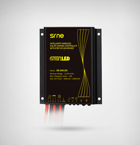 20A PWM solar charge controller